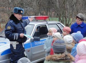 Полиция Анапы в течение десяти дней будет проявлять особое внимание к детям