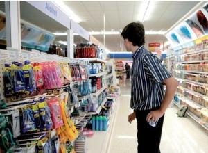 41-летний отдыхающий хотел украсть товар в одном из супермаркетов Анапы