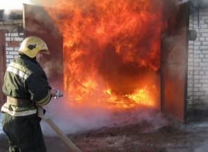 89-летний дед чуть не сгорел, отапливая нефтепродуктами жилой гараж под Анапой