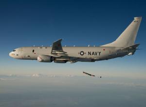 Недалеко от Анапы американский военный самолёт вновь провёл разведку