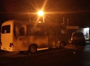 В Анапе в течение пяти часов водитель автобуса регулировал дорожное движение