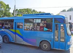 В Анапе проходит проверка общественного транспорта