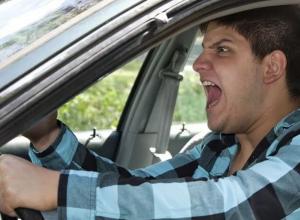 Медлительные пешеходы довели анапского водителя до истерики