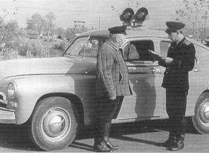 В июле 1965 в Анапу ежедневно прибывало порядка двух тысяч автомобилей