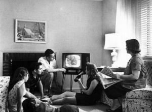 К концу правления Никиты Хрущёва у анапчан появилось нормальное телевидение