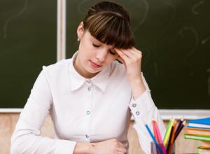 Устраивает ли учителей Анапы работа в школе?