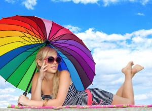 Новым символом Анапы скорее всего, станет пляжный зонт