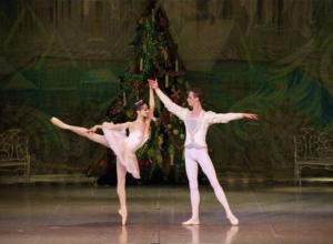В Анапе с успехом прошел балет «Щелкунчик»