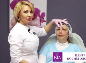 В Центре косметологии «BIA» героине «Преображения» помогли избавиться от морщин и второго подбородка