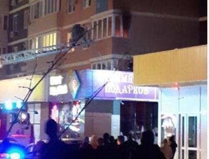 Подробности пожара на улице Ленина в Анапе. Загорелась оставленная на плите кастрюля