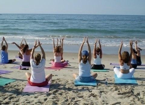 Анапа в ТОП-10 российских регионов по йога-турам