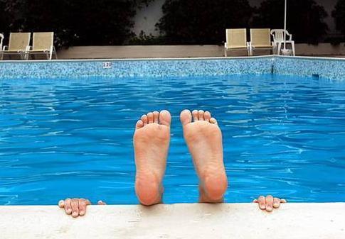 Современный бассейн: эстетика и хороший релакс!