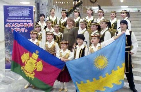 Анапские дети из танцевального коллектива «Ярило» везут из Москвы почетную премию