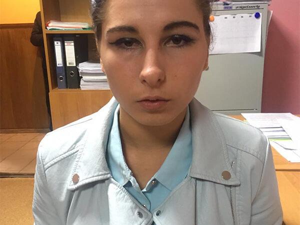 В Анапе разыскивают 16-летнюю девушку с татуировкой