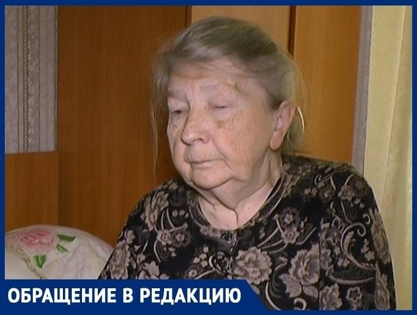 Дочь привезла слепую мать и сына в Анапу и бросила их