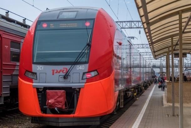 Из Ростова в Анапу запустят скоростной электропоезд «Ласточка»