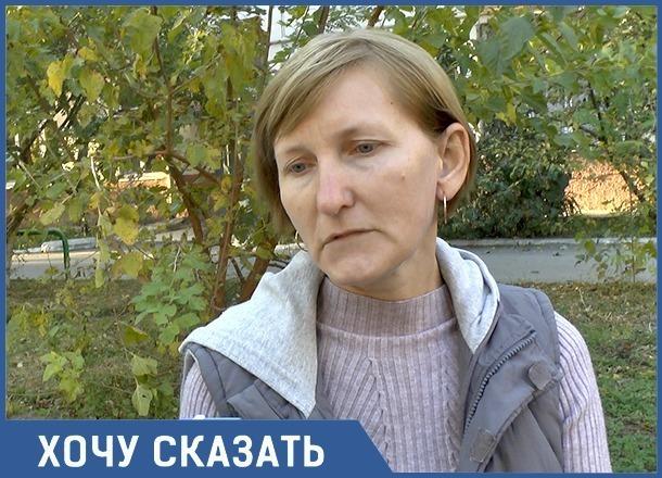 Анапчанка Елена Тагаева, чей дом сгорел в прошлом году, благодарит всех, кто ей помог выжить