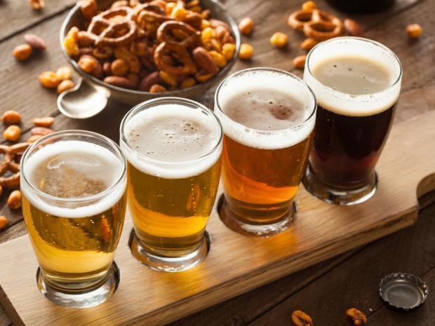 В Анапе полицейские изъяли 200 литров «левого» пенного напитка