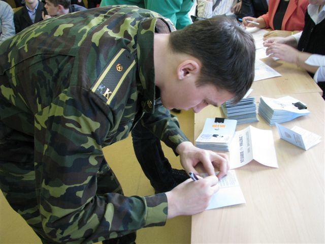 Военнослужащие, отдыхающие в Анапе, смогут отметиться, не посещая Темрюк