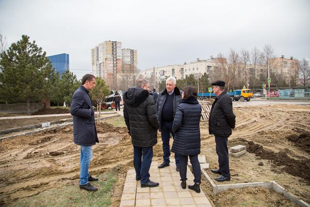 Новому скверу в Анапе-быть! Мэр города контролирует вопрос лично
