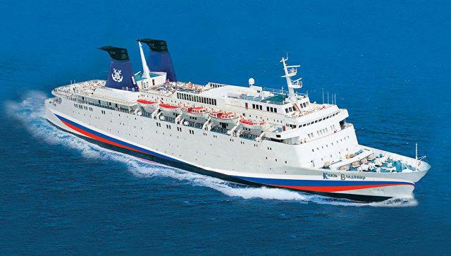 Пожар на лайнере «Князь Владимир»: из-за ЧП первый рейс судна в этому году был отменён