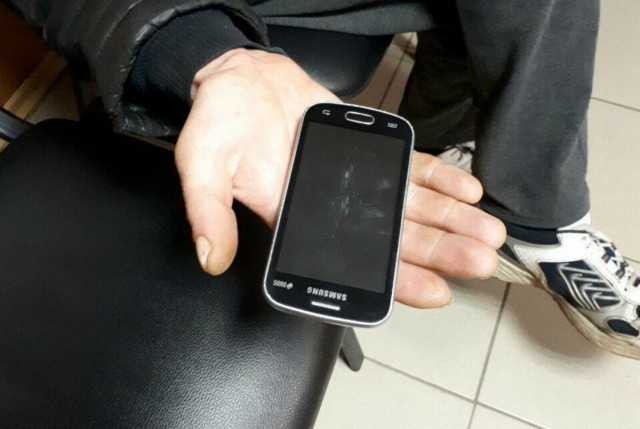 76-летнему анапчанину предъявлено обвинение в краже телефона в аэропорту