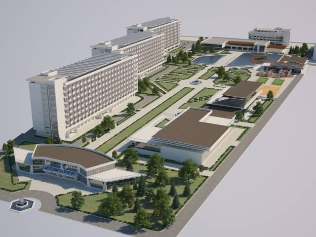 «От идеи до образца»: чем именно будет заниматься технополис Минобороны в Анапе