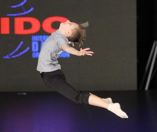 Юный анапчанин занял четвёртое место на чемпионате мира по танцам!