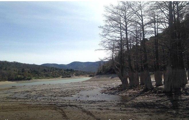 Анапчане обеспокоены состоянием прекрасного озера в Сукко