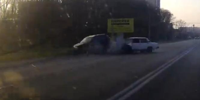 Стали известны подробности жёсткой аварии на Анапском шоссе