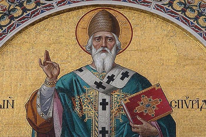 Мощи святителя Спиридона Тримифунтского прибудут  в Краснодар с 24 по 29 августа