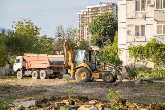 В 12 микрорайоне Анапы появится обновлённый сквер «Строитель»