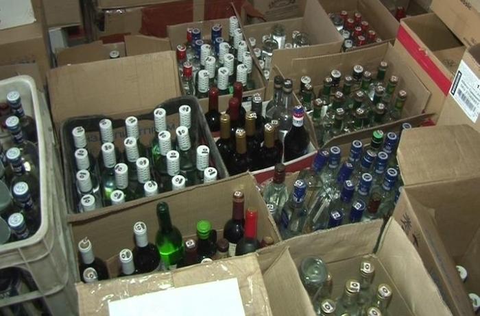 Куда анапская полиция денет 2 600 литров конфискованного алкоголя