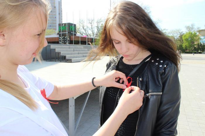 В Анапе пройдет молодежная акция «Красная лента памяти»
