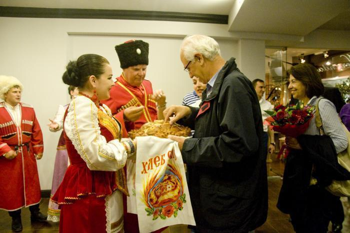 В Анапу прибыла делегация из греческой Ларисы