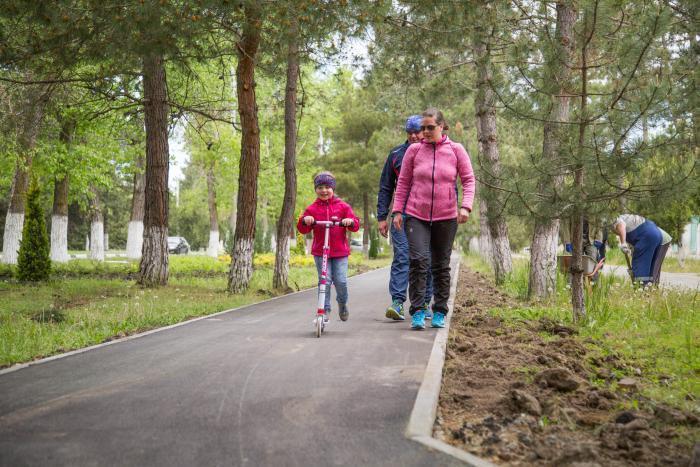 Для велосипедистов в Анапе готовы 2,4 километра велодорожки