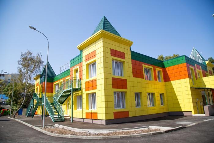 Стало известно, когда в Анапе откроется новый детский сад «Орлёнок»