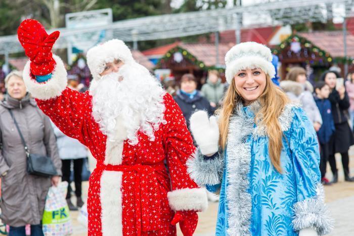 Стала известна полная программа праздничных мероприятий в Анапе и сельских округах