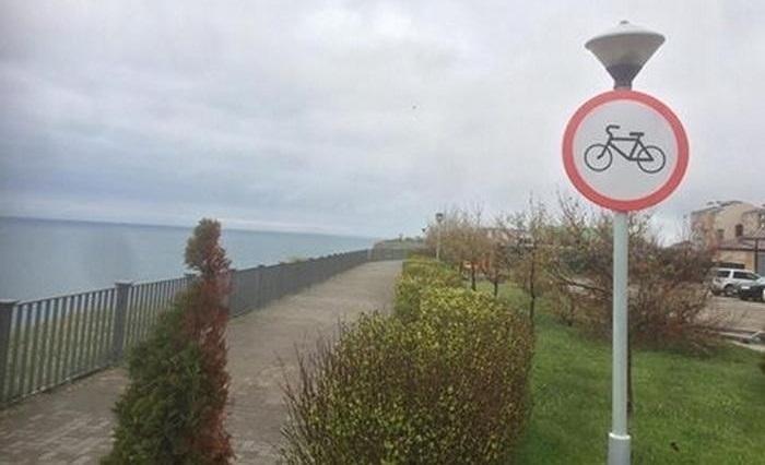 Для велосипедистов Анапы закрыли набережную