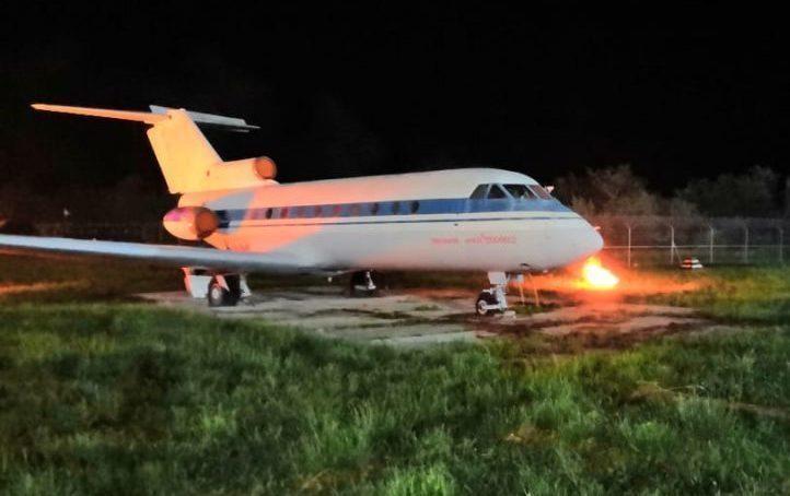 Сегодня ночью в аэропорту Анапы командир воздушного судна запросил аварийную посадку