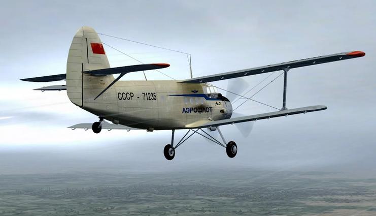 Аварийную посадку совершил самолёт: происшествие обсуждают в Анапе