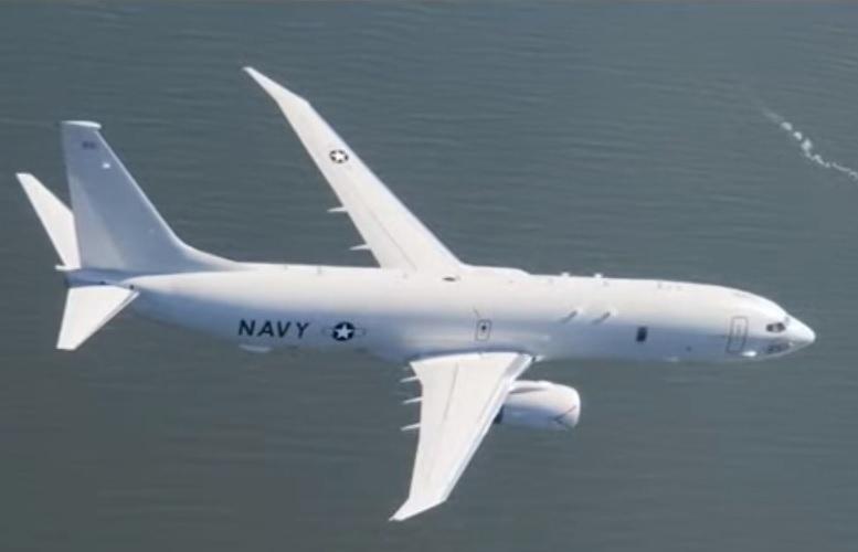 Нежданные гости: возле Анапы опять заметили американский самолёт