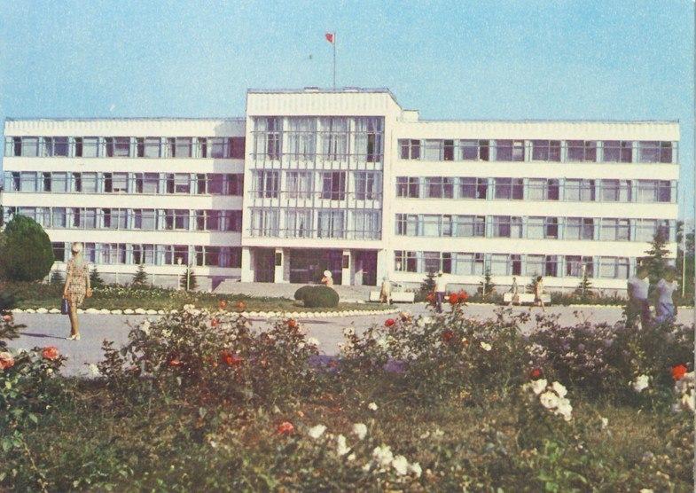 Как выглядела Анапа в 80-е годы прошлого века
