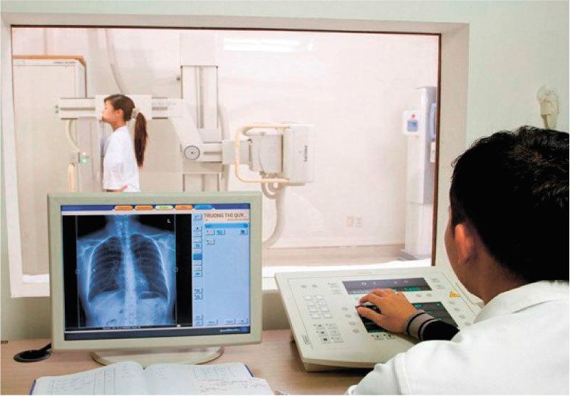 В анапской городской больнице установили оборудование за 12 миллионов рублей