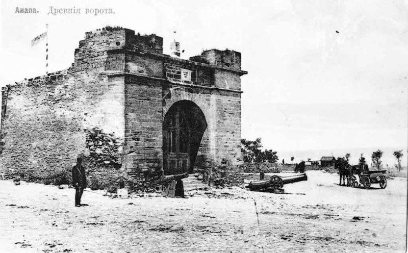 История Анапы: 82 года назад ассенизаторы оставляли после себя кучу мусора и навоза