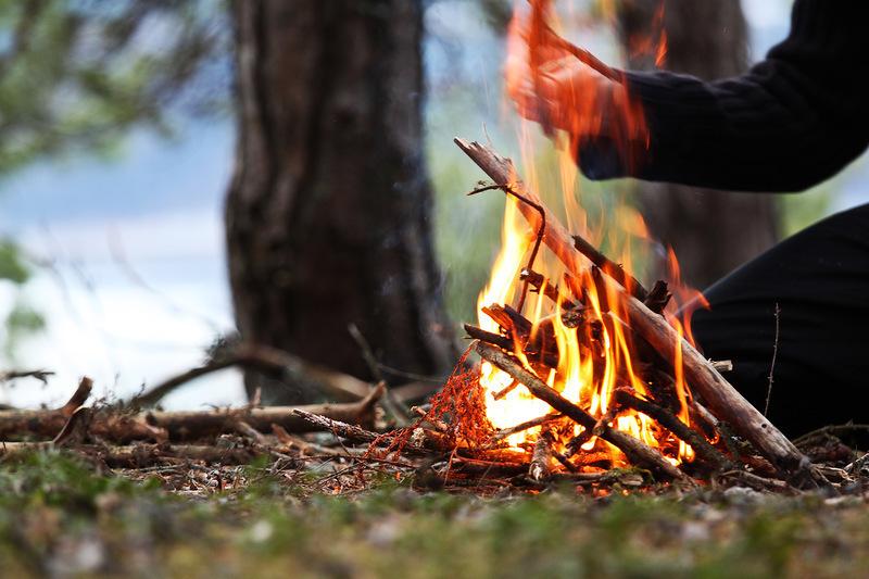 Теперь анапчанам запрещено выжигать траву и разводить костры вблизи дорог