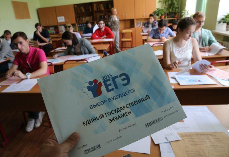 Анапские выпускники первый экзамен будут сдавать через две недели