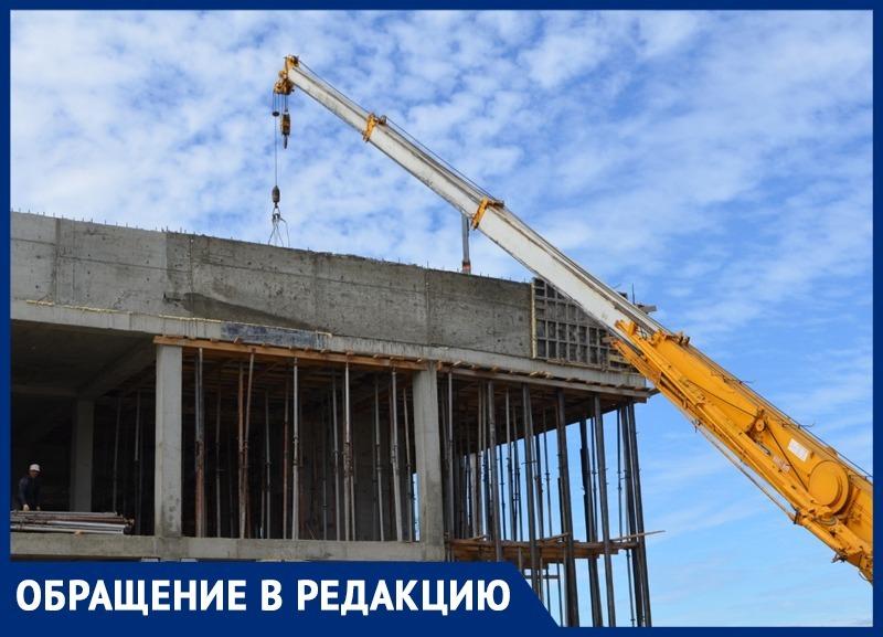 Чьи недостроенные дома стоят на улице Крылова в Анапе и что с ними будет дальше