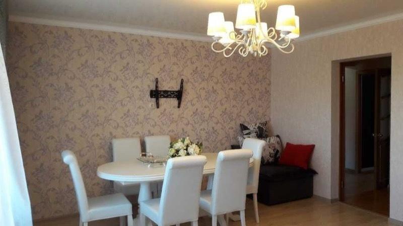 Продаётся 5-комнатная квартира с ремонтом и мебелью