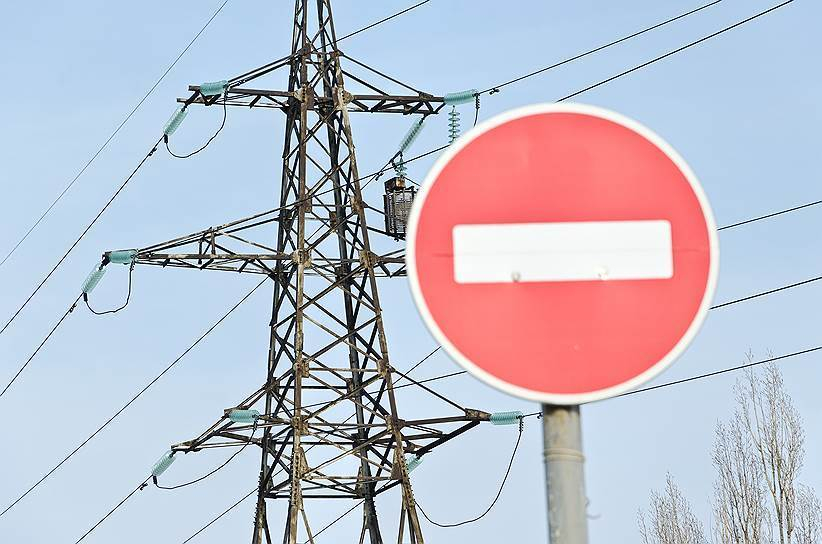 Где в Анапе отключат завтра электроэнергию